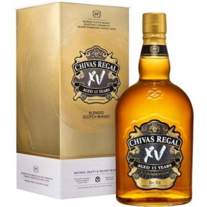 Chivas Regal XV 15 éves (0,7 l, 40%)