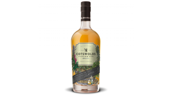 Gin Cotswolds Ginger (0,5 l, 46%)