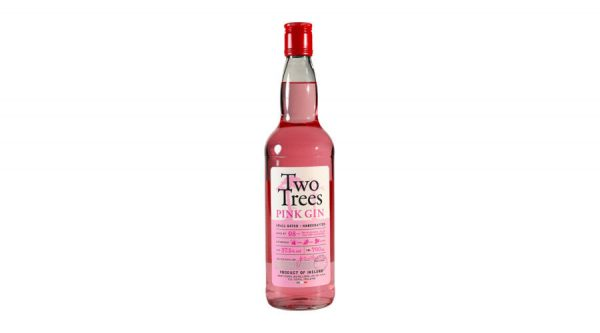Gin Two Trees Pink (0,7l, 37,5%)