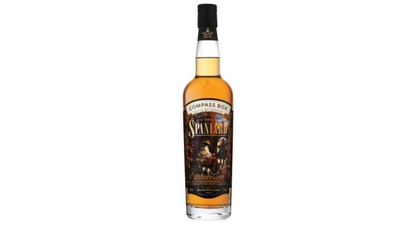 Compass Box The Story of the Spaniard (0,7 l, 43%)