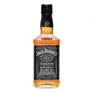 Jack Daniel's Black Label (0,5 l, 40%)