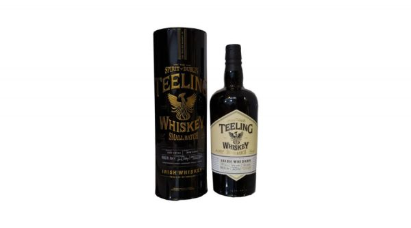 Teeling Small Batch Metal Gift Pack (0,7 l, 46%)