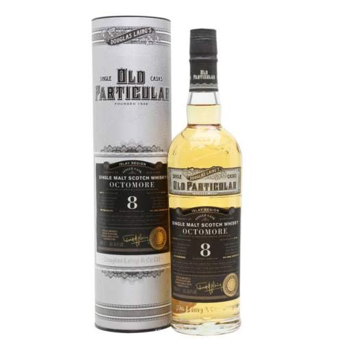 Octomore 2011, 8 éves Old Particular (0,7l, 48,4%)